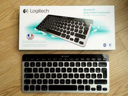clavier logitech pour mac mini