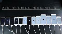 tous les iphone du premier au dernier