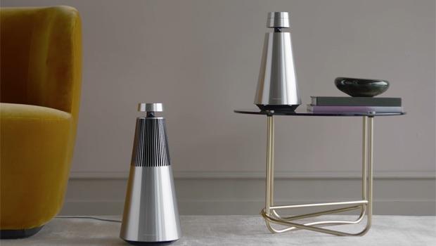 nouvelles enceintes sans fil chez bang olufsen son spatial et design pour les beosund 1 et. Black Bedroom Furniture Sets. Home Design Ideas