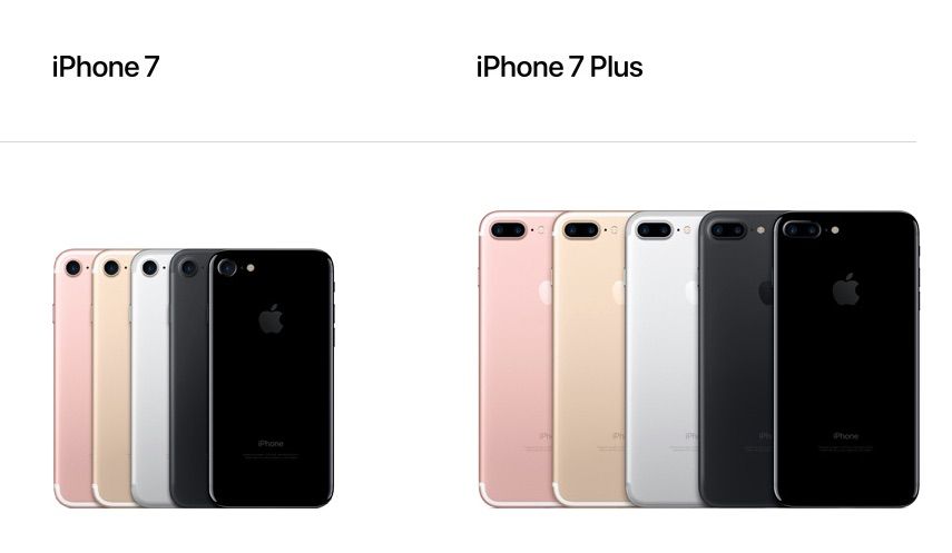 difference entre iphone 6s et iphone 6