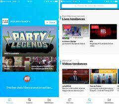 Dailymotion se repense et sort une appli iPhone totalement remaniée
