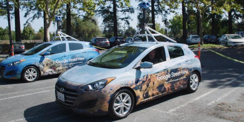 Google Fait Evoluer Ses Cameras Street View Pour Des Images De