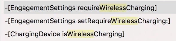 la fuite ios 11 confirme la recharge sans fil iphone x 8 et d 39 autres d tails processeurs. Black Bedroom Furniture Sets. Home Design Ideas