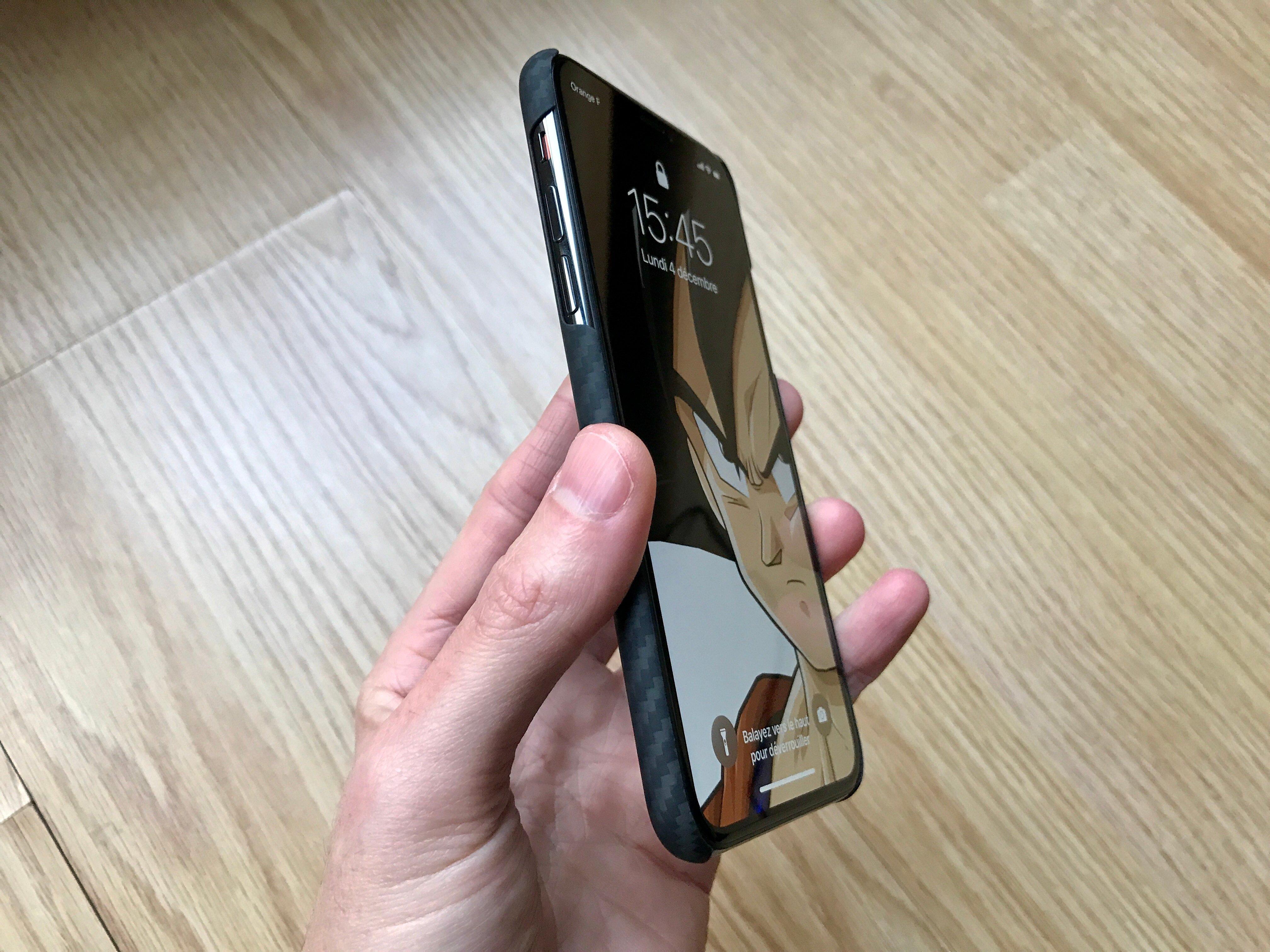 coque pitaka iphone x
