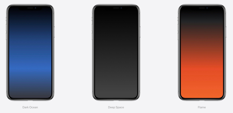 Pour Faire Disparaitre L Encoche De L Iphone X Voici 12
