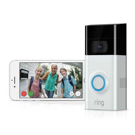 Amazon rach te le fabricant de sonnettes vid o connect es - Sonnette video ring ...