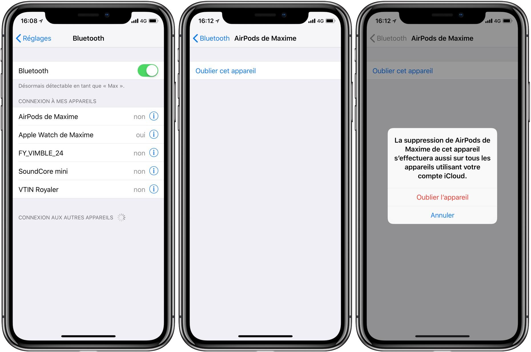 Debloquer Iphone Identifiant Apple