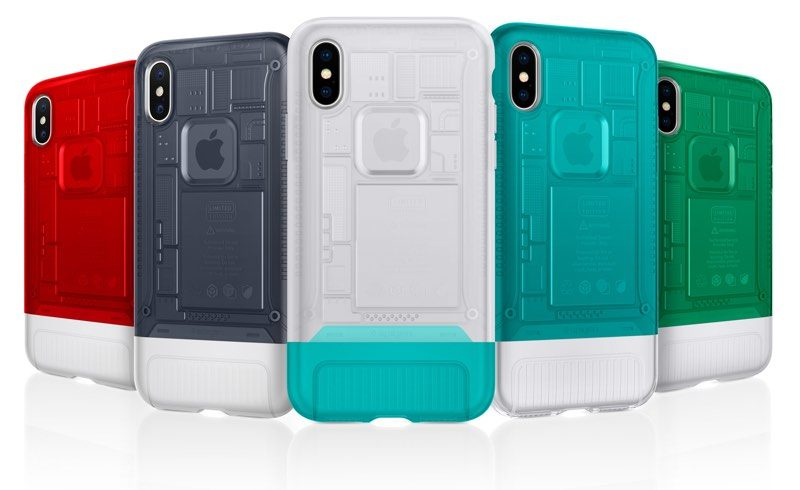 coque iphone x 2 couleurs