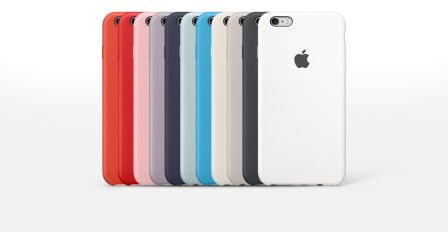 coque iphone 6 rose poudre
