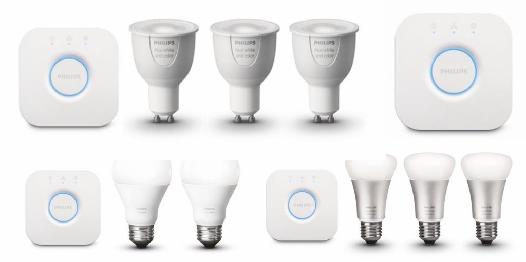 les lampes philips hue compatibles homekit en approche et. Black Bedroom Furniture Sets. Home Design Ideas