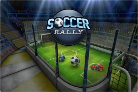 soccer rally euro 2012 pour iphone et ipad jouez au foot avec des voitures video. Black Bedroom Furniture Sets. Home Design Ideas
