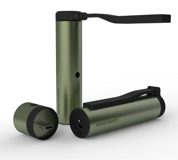 Une batterie de secours au rechargement étonnant pour iPhone et smartphone - iPhone X, 8, iPad et Apple Watch : blog et actu par iPhon.fr