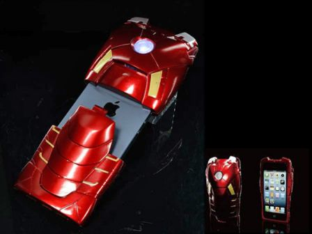 coque iron man iphone xs