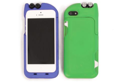 Une coque iPhone qui intègre les écouteurs ... sans les nœuds !