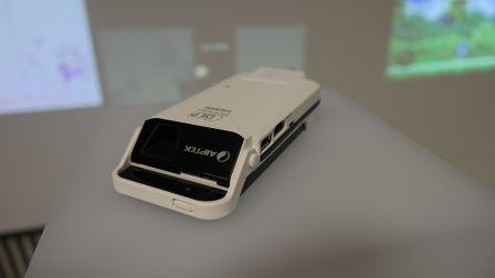 Videoprojecteur pico videoprojecteur pico sur for Pico projector ipad