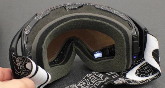 Masque Oakley Airwave