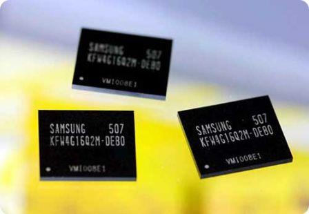 Samsung lance ses nouvelles cartes mémoires Flash Ultra-plates 1