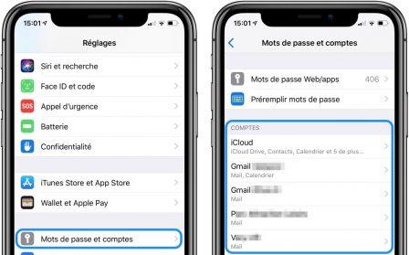 Pratique iOS: choisir d'archiver ou de supprimer les mails sur iPhone ou iPad - Màj 3
