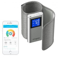 Dossier: plus de 20 accessoires connectés iPhone pour mesurer forme et santé (Màj) 8