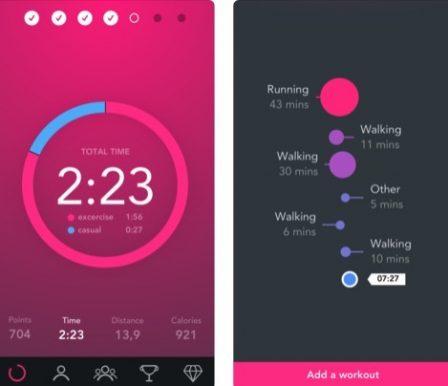 Dossier applis iPhone: 30 apps pour se (re)mettre au sport (suivi GPS, fitness, abdos, cardio, yoga et monitoring quotidien...) 6