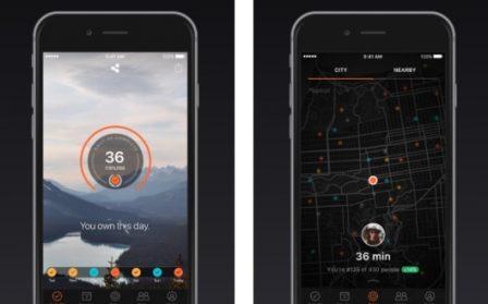 Dossier applis iPhone: 30 apps pour se (re)mettre au sport (suivi GPS, fitness, abdos, cardio, yoga et monitoring quotidien...) 5