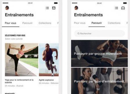 Dossier applis iPhone: 30 apps pour se (re)mettre au sport (suivi GPS, fitness, abdos, cardio, yoga et monitoring quotidien...) 7