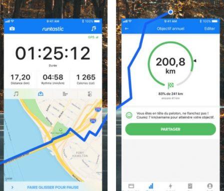 Dossier applis iPhone: 30 apps pour se (re)mettre au sport (suivi GPS, fitness, abdos, cardio, yoga et monitoring quotidien...) 2