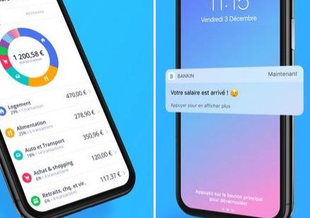 Dossier apps iPhone: les applis des banques pour consulter et gérer ses comptes partout 3