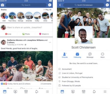 Dossier: 20 applis iPhone réseaux sociaux, blogs, stats, pour gérer sa présence sur Internet 1