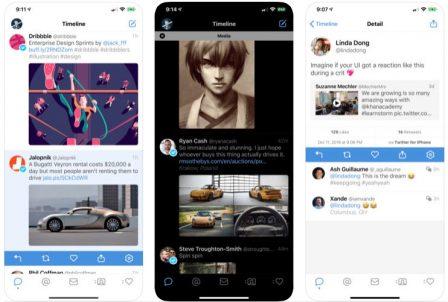 Dossier: 20 applis iPhone réseaux sociaux, blogs, stats, pour gérer sa présence sur Internet 2