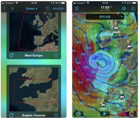 Dossier: les applis météo et widgets font la pluie et le beau temps sur iPhone et iPad! 5