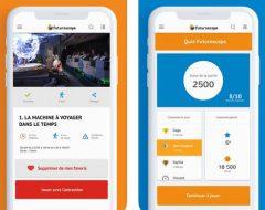 Dossier: les apps iPhone des parcs d'attractions + ambiance et grand-huit en VR et 360 3
