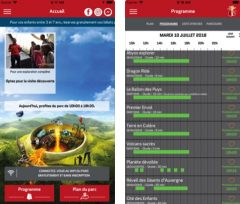 Dossier: les apps iPhone des parcs d'attractions + ambiance et grand-huit en VR et 360 5
