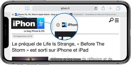 """Les """"Favicons"""" Internet enfin disponibles avec iOS 12: comment les activer sur Safari 3"""