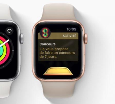 Tout ce qu'il faut savoir sur les nouveautés Apple Watch de watchOS 5 4