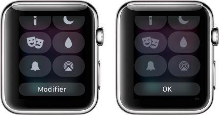 Apple Watch: découvrez les possibilités et nouveautés du centre de contrôle version watchOS 5 3