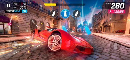 Asphalt 9 est disponible sur iPhone, iPad: faites chauffer la gomme! 5
