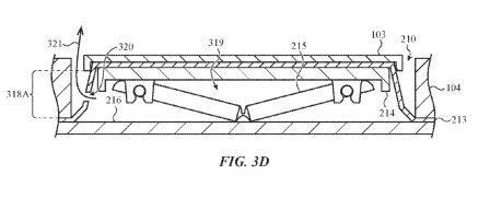 Clavier des nouveaux MacBook: une membrane silicone réduit le bruit et ... les poussières bloquantes? 4