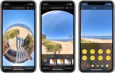 Test Panoclip: la photo 360 degrés sur iPhone grâce à un accessoire malin et peu couteux 13