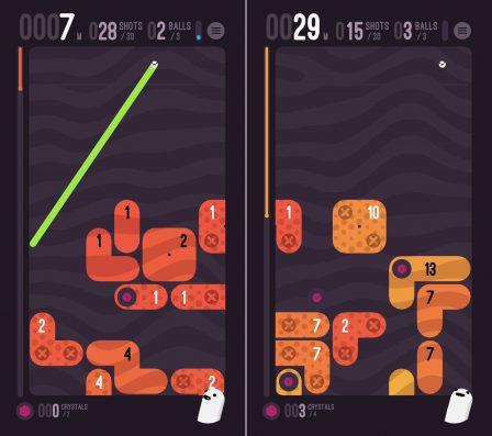 À l'honneur, les 4 jeux iOS nominés aux «Independent Games Festival Awards» 2