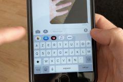 iOS 12: mais comment fait-on pour envoyer des photos dans l'app Messages? (vidéo) 2