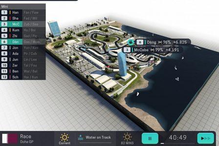 Les moteurs de Motorsport Manager Mobile vrombissent à nouveau sur iOS: 3e opus plus riche et plus beau 3