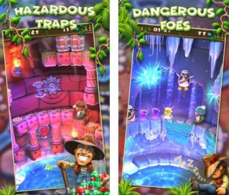 Près de 30 nouveaux jeux pour iPhone et iPad: Galak-Z, Onmyoji Arena, BimbleBorn, Hags Castle et plus encore à découvrir! 11