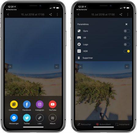 Test Panoclip: la photo 360 degrés sur iPhone grâce à un accessoire malin et peu couteux 10