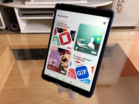 Test du support iPhone et iPad Choetec: alu, pliable et pas cher! 6