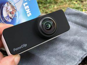 Test Panoclip: la photo 360 degrés sur iPhone grâce à un accessoire malin et peu couteux 5