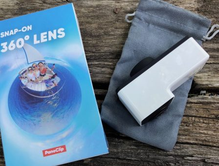 Test Panoclip: la photo 360 degrés sur iPhone grâce à un accessoire malin et peu couteux 3