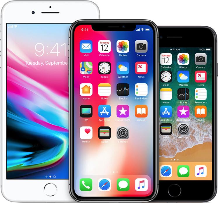PARTS DE MARCHÉ ANDROID VS IPHONE 2019