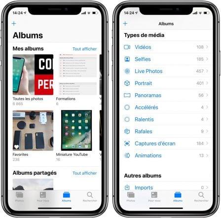 Des albums photos impossibles à supprimer sur iPhone ou iPad? Tout ce qu'il faut savoir sur le sujet 3