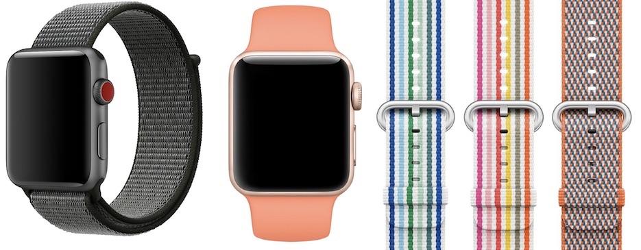avant l 39 arriv e de sa nouvelle collection des bracelets watch plus disponibles chez apple. Black Bedroom Furniture Sets. Home Design Ideas